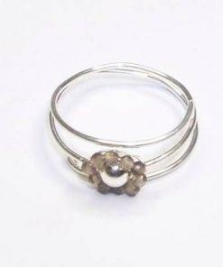Inel din argint 925 cu sfera succesului