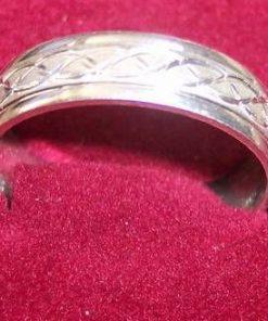 Inel din argint cu simbolul infinitului - model deosebit !