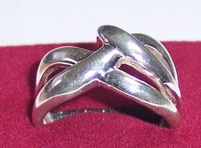 Inel din argint - model special - unicat!