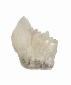 Cristal de stanca brut cu 11 varfuri