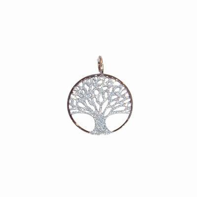 Copacul Vietii - pandantiv din argint