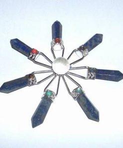 Generator de energie cu cristale de lapis lazuli