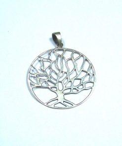 Pandantiv din argint cu Copacul Vietii