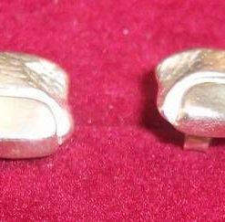 Cercei din argint - model deosebit  si unicat !