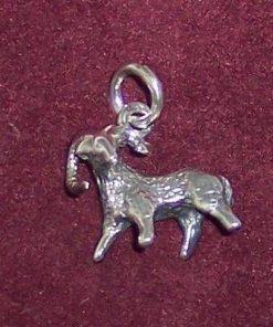 Pandantiv din argint - Berbec