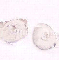 Surubele din argint pentru cercei