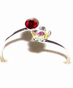 Inel din argint pentru copii - model deosebit!