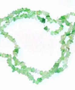 Colier din sidef - verde deschis - recuperari financiare
