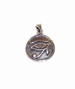 Pandantiv din argint cu Ochiul lui Horus