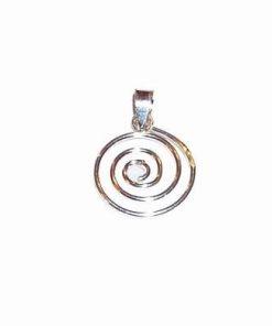 Pandantiv din argint - simbol Reiki