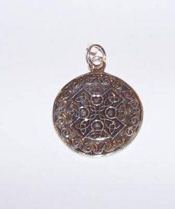 Talisman din argint - Crucea celtica
