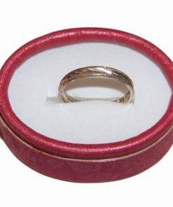 Inel din argint cu model - unisex