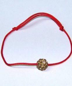 Bratara Feng Shui reglabila - elementul Pamant