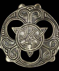 Pandantiv din bronz - model celtic - Norocul