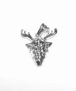 Simbol celtic de protectie si noroc - placat cu argint