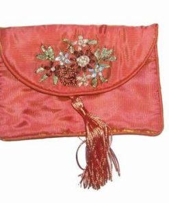 Portofel pentru bijuterii sau bani - roz