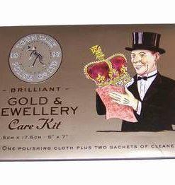 Kit de curatare aur
